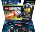 71213 LEGO Movie Bad Cop Fun Pack