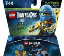 71215 Ninjago Jay Fun Pack