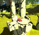 Ancient Petrified Heart