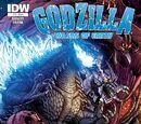 Godzilla: Rulers of Earth Issue 25