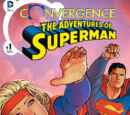 Convergence: Adventures of Superman Vol 1 1