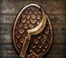 Rare Dragon Queen Seal of Battle