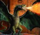 Young Green Dragon