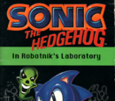 Sonic the Hedgehog in Robotnik's Laboratory