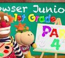 Bowser Junior's 1st Grade! Part 4