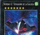 Número 42 Tomahawk de la Galaxia