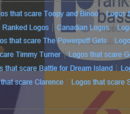 "Graphitetailgrace/Are all the ""Logos that scared X"" categories necessary??"