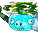 Nature Diamond Pig