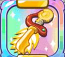 Boatman's Burning Gold Sword