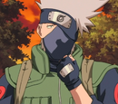 Bas le masque, Kakashi sensei !