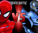 Spider-Man vs. Blue Beetle