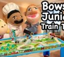 Bowser Junior's Train Table!