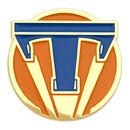 Tomorrowland Pin Orange.jpg