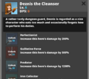 Deznis the Cleanser