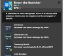Eistor the Banisher