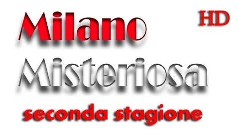 Milano misteriosa - Milano misteriosa promo