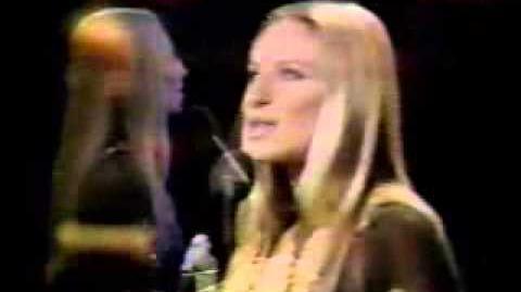 Barbra Streisand The Way We Were 1975