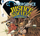 Convergence: Justice Society of America Vol 1 1