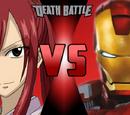 'Shonen Jump vs Marvel' themed Death Battles