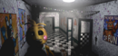 FNaF2 - Main Hall (Toy Chica - Iluminado).png