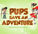Pups Save an Adventure's Pages
