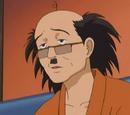 Personajes exclusivos del anime