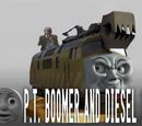 P.T. Boomer & Diesel 10