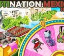 Destination Mexico Spree Spinner