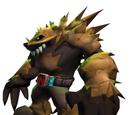 Crash Bandicoot monsters