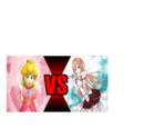 Princess Peach vs. Asuna Yuuki