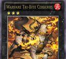 Warfare Tri-Bite Cerberus
