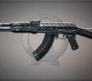 AK-47 Alien
