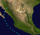 2041 Pacific hurricane season (HurricaneOdile)