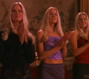 Abigail, Amanda & Amy (Relic Hunter)