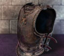 Marquis's Rusty Breastplate