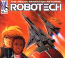 Robotech/Covers