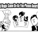Grand Magic Games Do-As-You-Please Award Ceremony