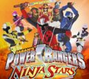 Power Rangers Ninja Stars