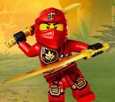 Kai, Master Of Fire