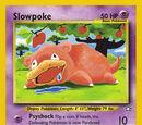 Slowpoke (Neo Genesis TCG)