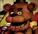 Freddy Fazbear