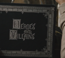 Livre de contes/Heroes and Villains