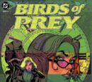 Birds of Prey: Old Friends, New Enemies (Collected)