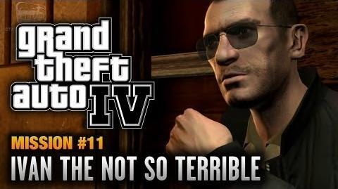 Ivan the Not So Terrible