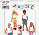 Simplicity 9068 B