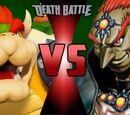 Bowser VS Ganondorf