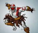 Kratos Brock (Earth-70709)