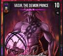 Vasir, The Demon Prince