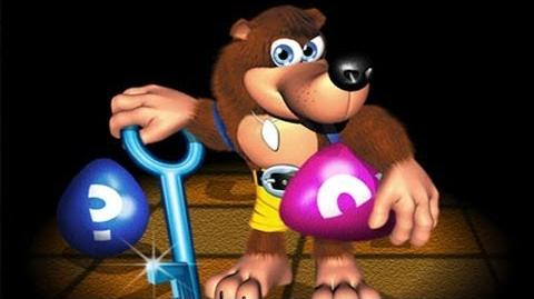 Analisis Beta Banjo Kazooie