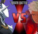 Hakumen vs. Archer